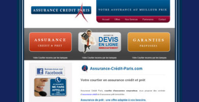 Assurance Credit Paris