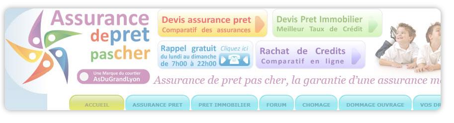 Obtenir l'Assurance de pret pas cher avec As Du Grand Lyon