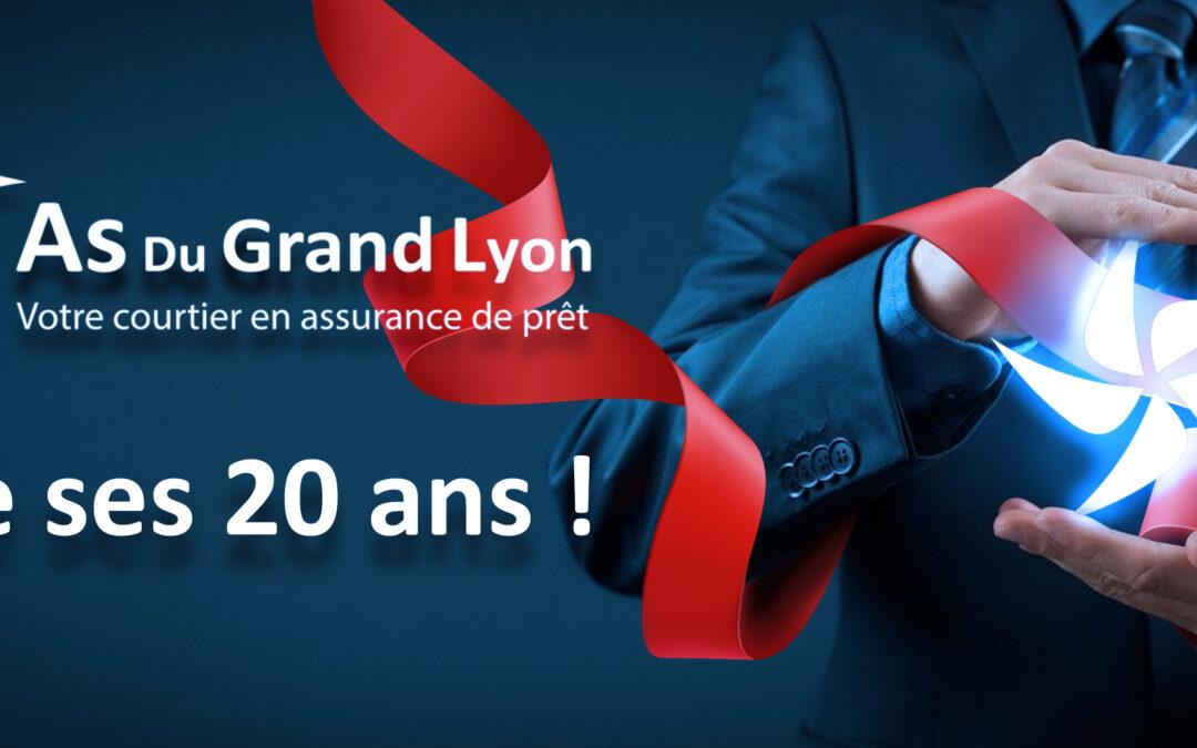 As Du Grand Lyon a 20 ans